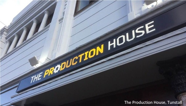 The-Production-House Home is where the heart is